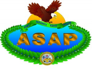 Army Substance Abuse Programs Logo